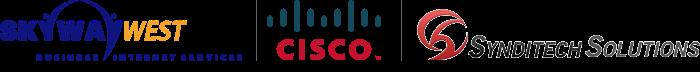 Skyway Cisco Synditech logo