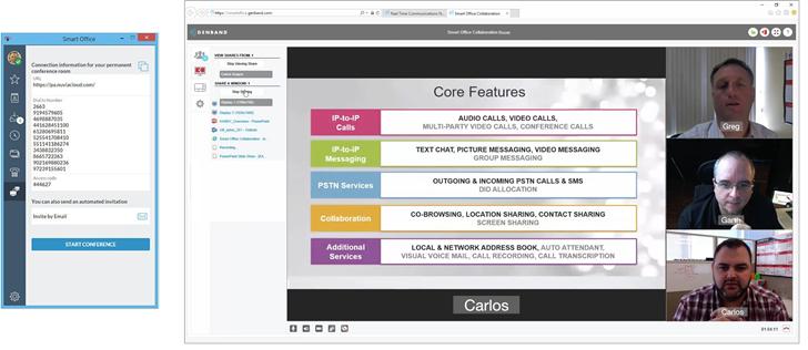 Smart Office screenshot