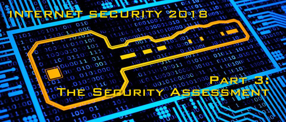 Internet Security 2018 (The Security Assessment)