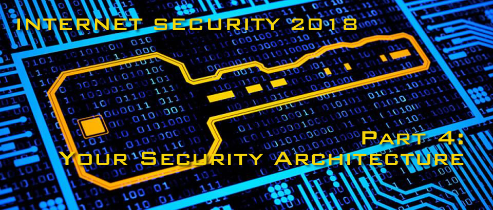 Internet Security 2018 (Security Architecture)